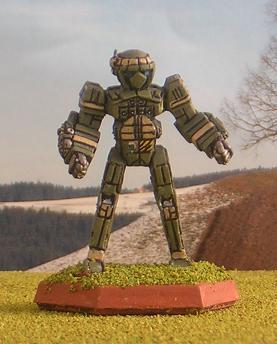Commando – COM-2D