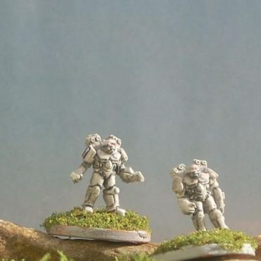 Purifier Battle Armor