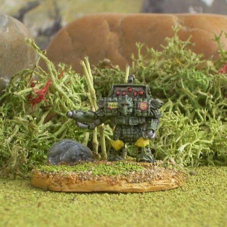 Hauberk Battle Armor