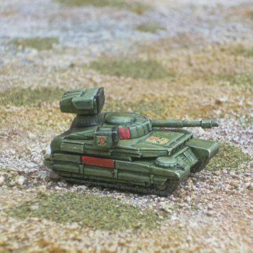 Manticore Heavy Tank