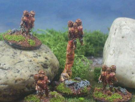 Fa-Shih Battle Armor
