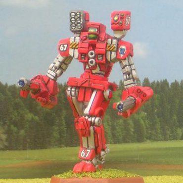 Warhammer – WHM-4L / WHM-9S