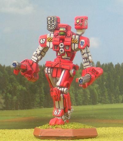 Warhammer - WHM-4L / WHM-9S