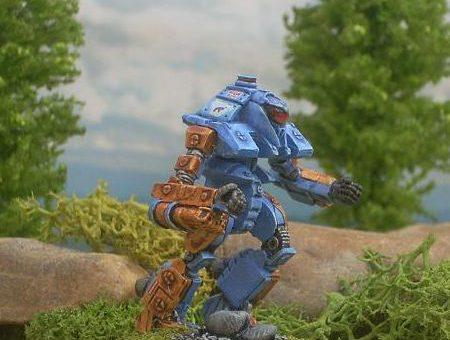 Battle Hawk Resculpt