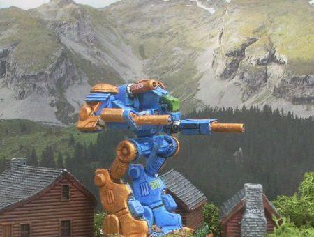 Marauder II MAD-4S