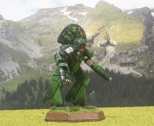 Huron Warrior - HUR-W0-R4L