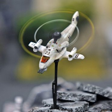 Pinto Attack VTOL