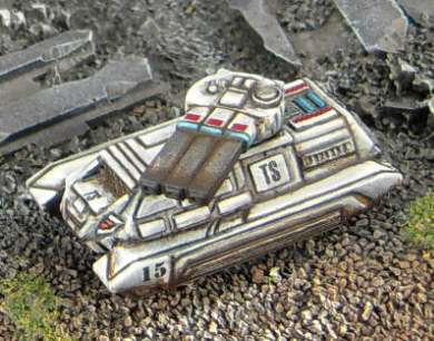 Burke Tank