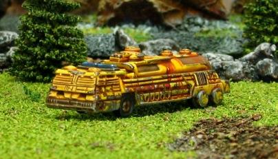 Coolant Truck