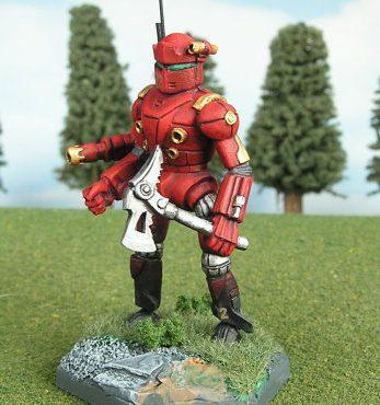 Black Knight (Sword and Dragon) Ian