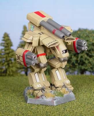 Behemoth - 3055 Upgrade