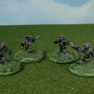 Gray Death Legion Battle Armor