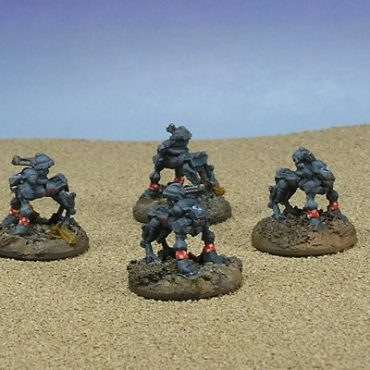 Fenrir Battle Armor
