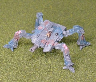 Scorpion - SCP-12S
