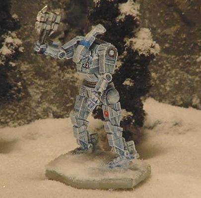 Axeman AXM-1N