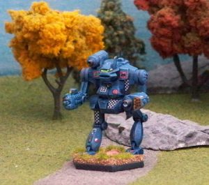 Hauptmann Resculpt HA1- (D variant)