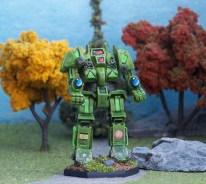Warlord BLR-2D