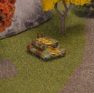 Bulldog Medium Tank [20-825]