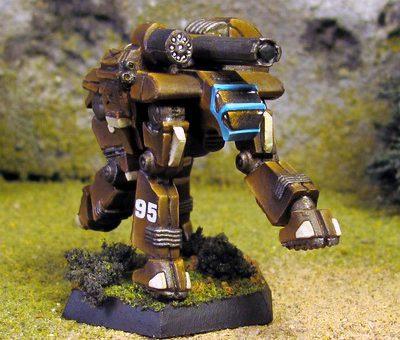 Goliath GOL-4S