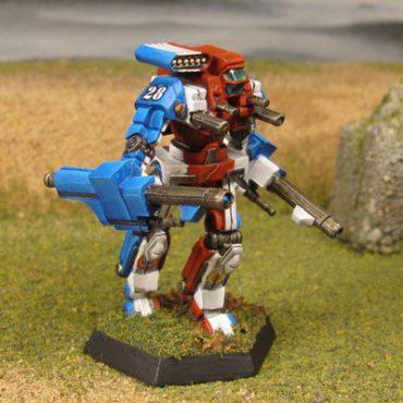 Warhammer WHM-8D