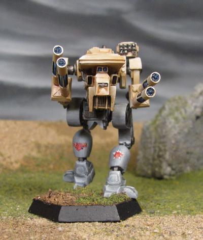Masakari (Warhawk) Resculpt