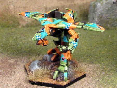 Yurei LAM (AirMech) S-YR-1LAM