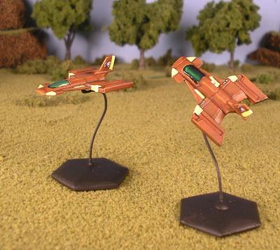 Cheetah Fighter F-10