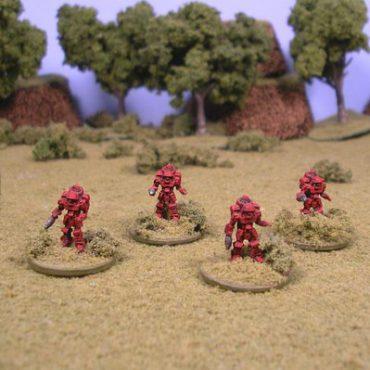 Raiden Battle Armor