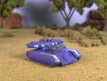Ajax Assault Tank