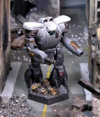 Grand Crusader GRN-D-04
