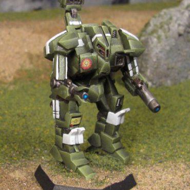 Battleaxe BKX-7K