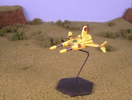 Sparrowhawk Fighter SPR-H5
