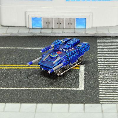 Galleon tank