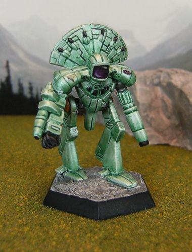 Huron Warrior HUR-W0-R4L