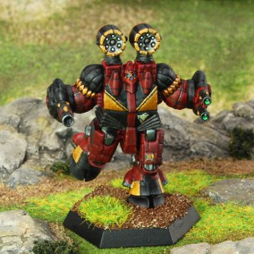 Helios (Liao Heavy-Assault Pack) HEL-3D