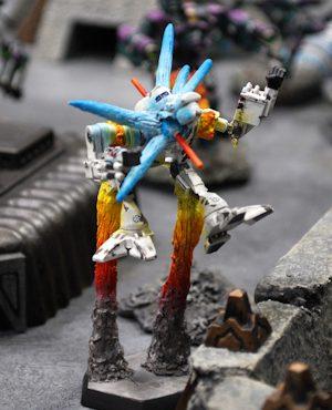 Dragonfly (Viper) Resculpt