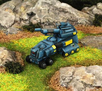 Ku Wheeled Assault Tank