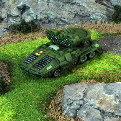 Striker Light Tank (3058)