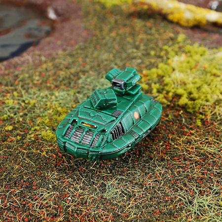 Plainsman Medium Hovertank