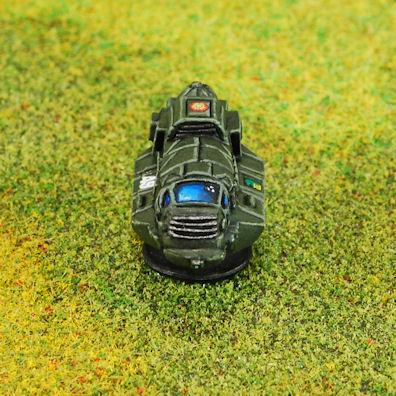 Centipede Hover Vehicle