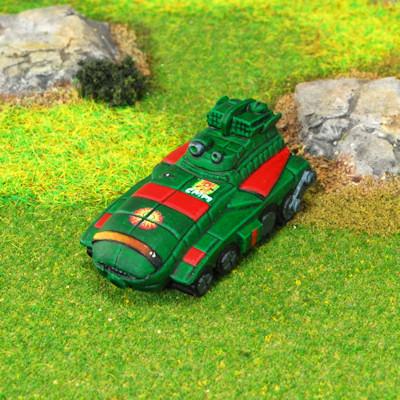 Pilum Wheeled Tank
