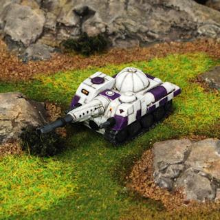 Main Gauche Lt. Support Tank