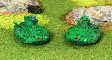 Bandit Hovercraft