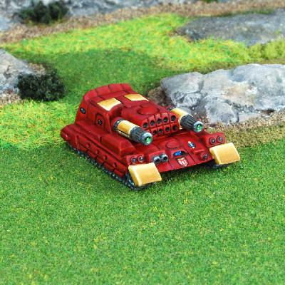 Prowler Explorer Vehicle