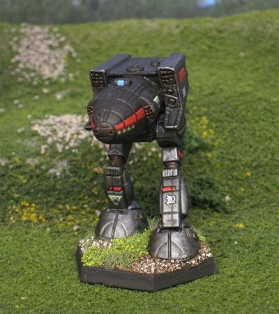 Stalker STK-3F