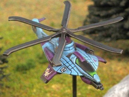 Hawk Moth VTOL