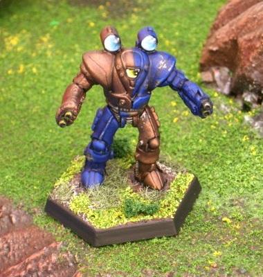 Copper SecurityMech CPK-6