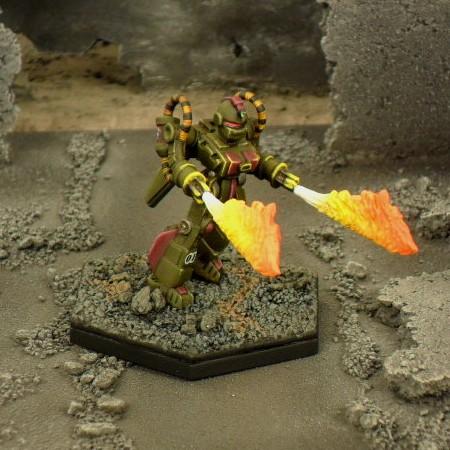 Firestarter (Dark Age)
