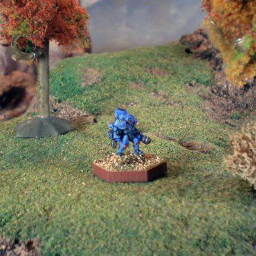 Kobold Battle Armor