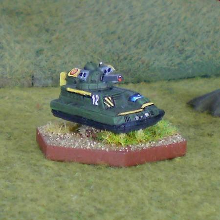 J. Edgar Hover Light Tank